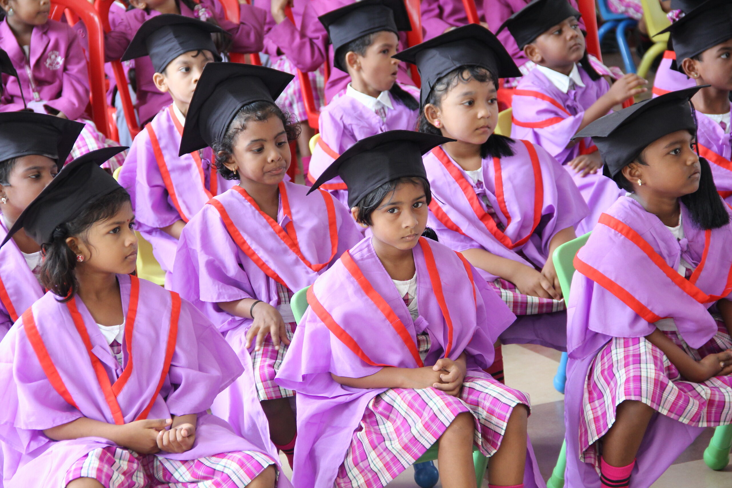 KG Graduation Day - 2015